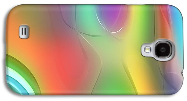 Abstract Forms Galaxy S4 Cases - Formes Lascives - 212 Galaxy S4 Case by Variance Collections