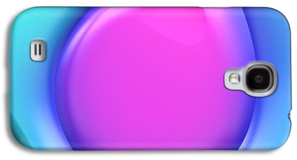 Forms Digital Galaxy S4 Cases - Formes Lascives - s38a Galaxy S4 Case by Variance Collections
