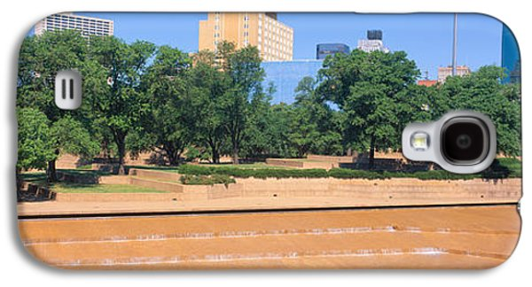 Landscapes Photographs Galaxy S4 Cases - Fort Worth, Texas Galaxy S4 Case by Panoramic Images