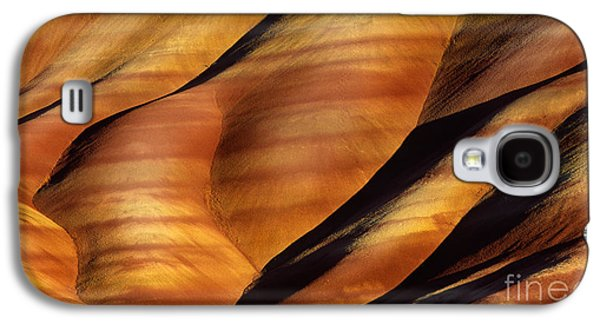 Otherworldly Galaxy S4 Cases - Fossilscape Galaxy S4 Case by Inge Johnsson
