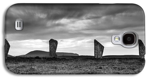 Ancient Galaxy S4 Cases - Four Stones of Brodgar Galaxy S4 Case by Dave Bowman