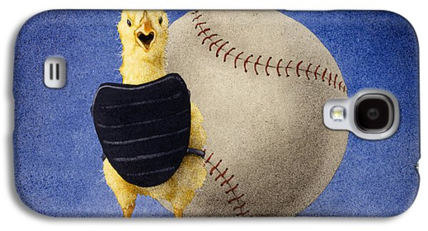 Fowl Ball... Galaxy S4 Case by Will Bullas