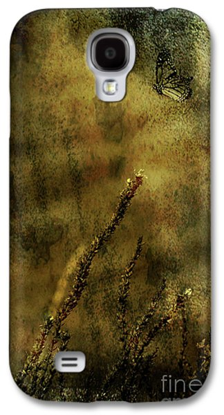 Nature Abstracts Galaxy S4 Cases - Fragile... Galaxy S4 Case by Nina Stavlund