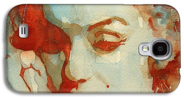 Image Paintings Galaxy S4 Cases - Fragile Galaxy S4 Case by Paul Lovering