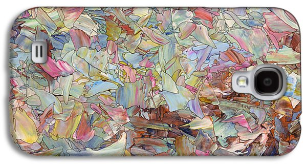 Fragmented Hill Galaxy S4 Case by James W Johnson