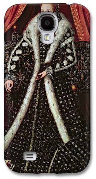 Toy Dog Galaxy S4 Cases - Frances Sidney, Countess Of Sussex, C.1565 Panel Galaxy S4 Case by or Muelen, Steven van der Meulen