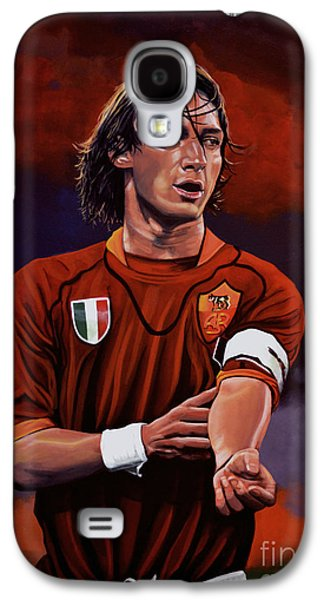 Francesco Totti Galaxy S4 Case by Paul Meijering