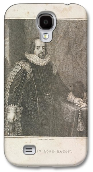 Francis Lord Bacon Galaxy S4 Case by British Library