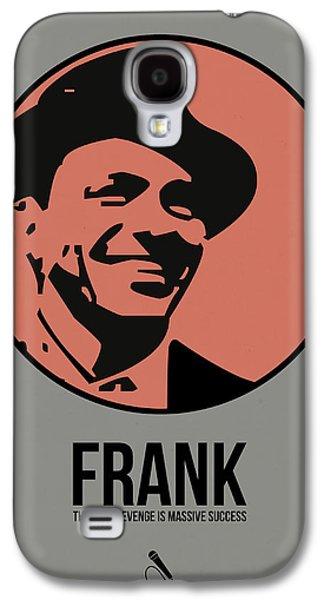 Frank Poster 1 Galaxy S4 Case by Naxart Studio