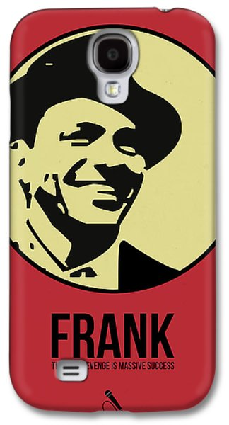 Frank Poster 2 Galaxy S4 Case by Naxart Studio