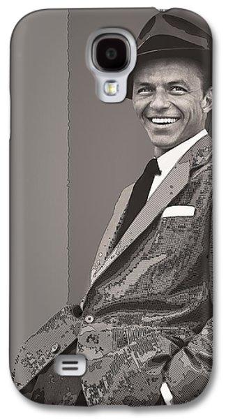 Frank Sinatra Galaxy S4 Case by Daniel Hagerman