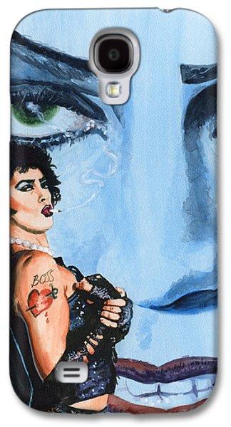 Tim Paintings Galaxy S4 Cases - Franknfurter Galaxy S4 Case by Ken Meyer jr