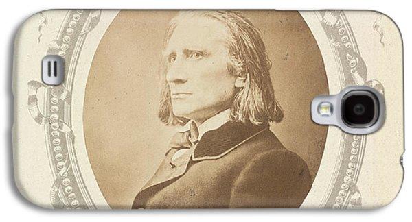 Franz Liszt Galaxy S4 Case by British Library