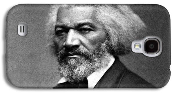 Frederick Douglass Born Slave Circa 1879 Galaxy S4 Case by David Call