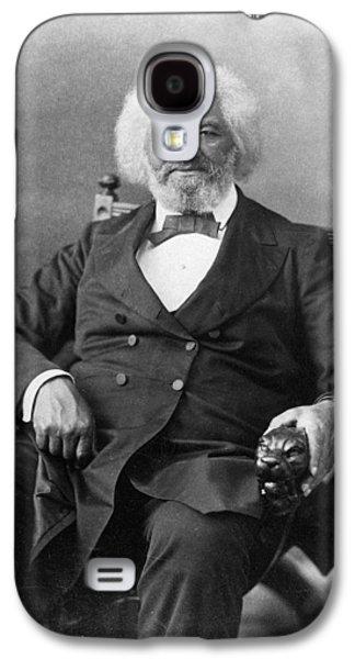 Frederick Douglass(c1817-1895) Galaxy S4 Case by Granger