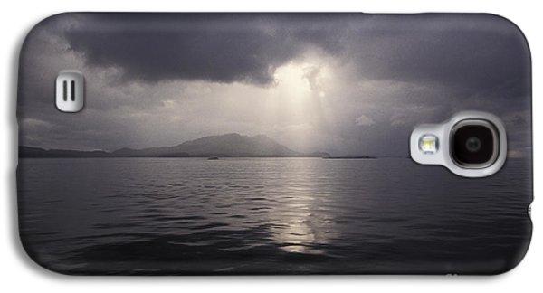 Waterscape Galaxy S4 Cases - Frederick Sound, Alaska Galaxy S4 Case by Ron Sanford