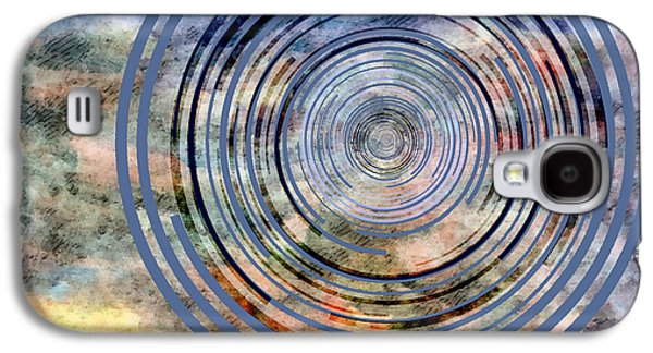 Free Mixed Media Galaxy S4 Cases - Free From Space And Time Galaxy S4 Case by Angelina Vick