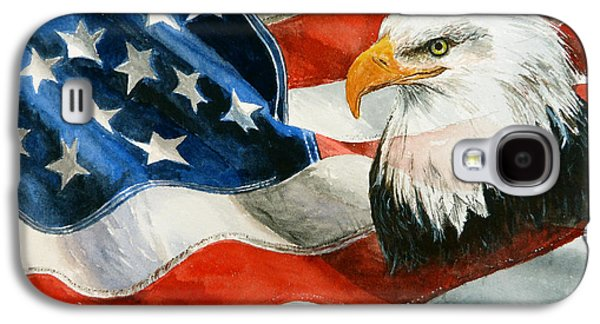 Freedom Galaxy S4 Case by Andrew Read