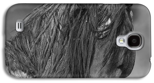 Mustang Galaxy S4 Cases - Freedom Close Up Galaxy S4 Case by Carol Walker