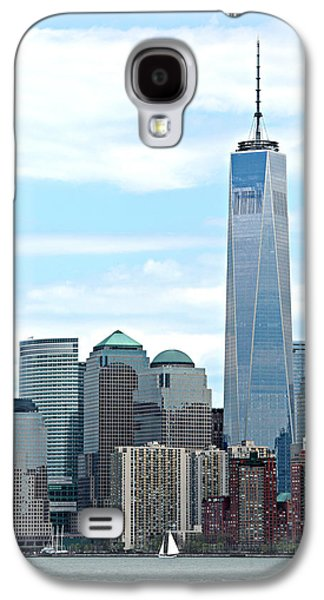 Wtc 11 Galaxy S4 Cases - Freedom Rising Galaxy S4 Case by Stephen Stookey