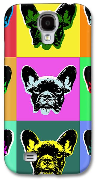 French Bulldog Galaxy S4 Case by Jean luc Comperat