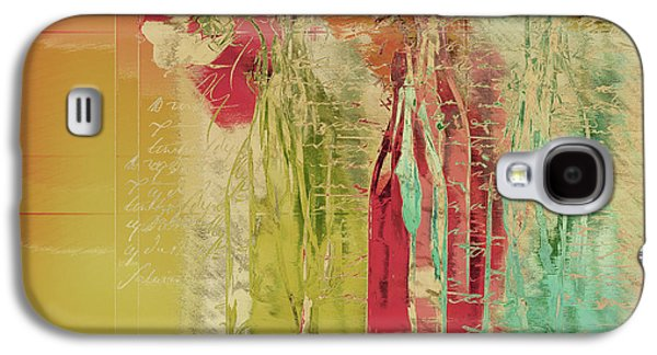 Abstract Realism Galaxy S4 Cases - French Still Life - a09 Galaxy S4 Case by Variance Collections