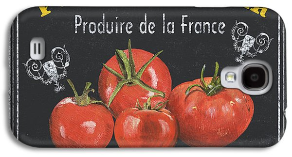 French Vegetables 1 Galaxy S4 Case by Debbie DeWitt