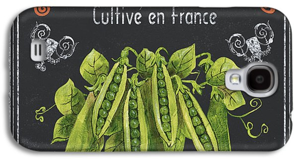 French Vegetables 2 Galaxy S4 Case by Debbie DeWitt