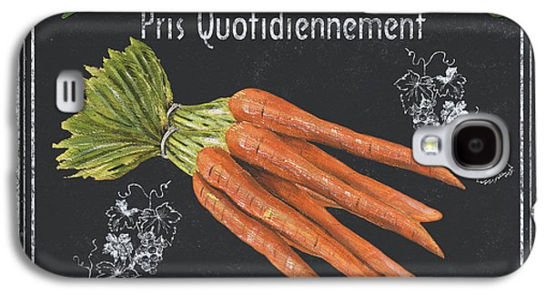 French Vegetables 4 Galaxy S4 Case by Debbie DeWitt