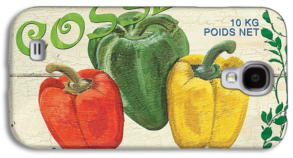 French Veggie Sign 4 Galaxy S4 Case by Debbie DeWitt