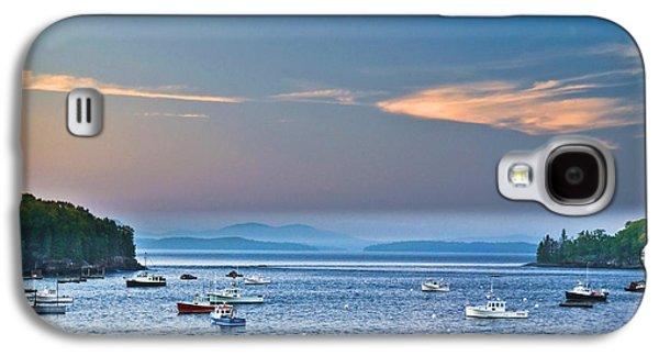 Transportation Photographs Galaxy S4 Cases - Frenchmans Bay Bar Harbor  Galaxy S4 Case by Gary Keesler