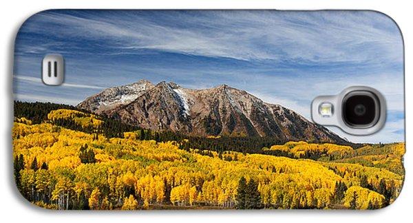 Landscape Acrylic Prints Galaxy S4 Cases - Fresh Air Galaxy S4 Case by Darren  White