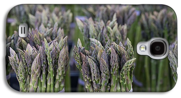 Fresh Asparagus Galaxy S4 Case by Mike  Dawson