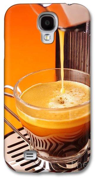 Appliance Galaxy S4 Cases - Fresh Espresso Galaxy S4 Case by Carlos Caetano