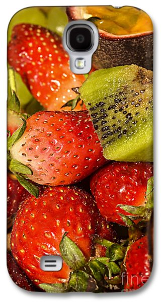 Fresh Fruit Salad Galaxy S4 Case by Tomi Junger