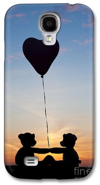 Friends Photographs Galaxy S4 Cases - Friendship Galaxy S4 Case by Tim Gainey