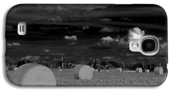 Hay Galaxy S4 Cases - Frisco Dream Galaxy S4 Case by Darryl Dalton