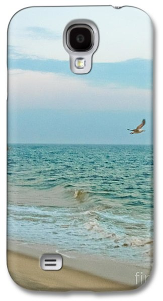 Original Photographs Galaxy S4 Cases - Frolic Galaxy S4 Case by Colleen Kammerer