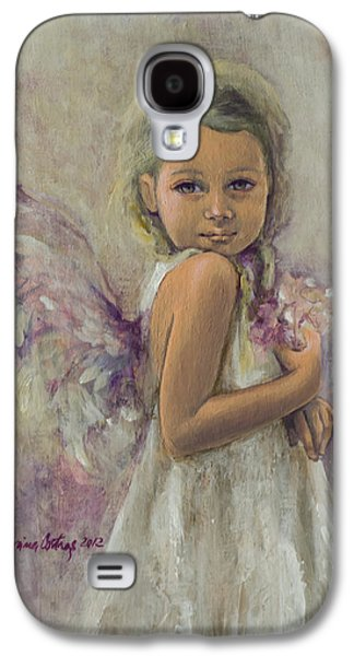 Live Art Galaxy S4 Cases - From Heaven... Galaxy S4 Case by Dorina  Costras