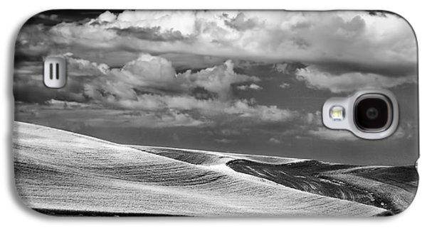 Contour Farming Galaxy S4 Cases - from Kamiak Butte Galaxy S4 Case by Latah Trail Foundation