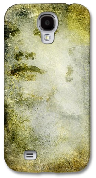 Woman Head Galaxy S4 Cases - From nowhere to now here Galaxy S4 Case by Gun Legler