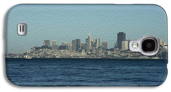 Sausalito Galaxy S4 Cases - From Sausalito Galaxy S4 Case by David Bearden