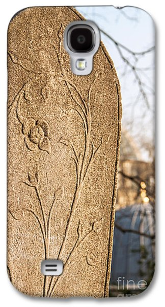 Headstones Galaxy S4 Cases - From the Past Galaxy S4 Case by Leyla Ismet