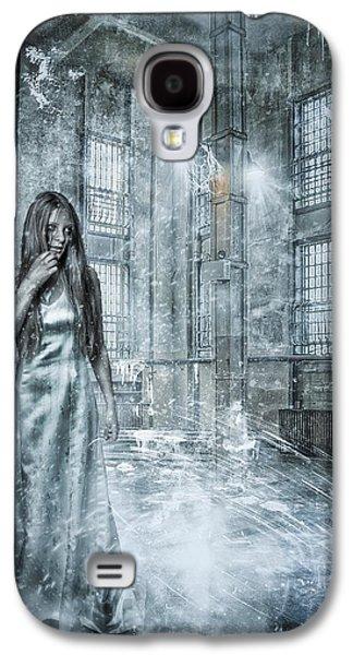 Alcatraz Photographs Galaxy S4 Cases - Frozen Hope Galaxy S4 Case by Erik Brede