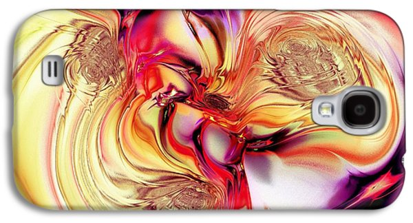 Juice Galaxy S4 Cases - Fruit Punch Galaxy S4 Case by Anastasiya Malakhova