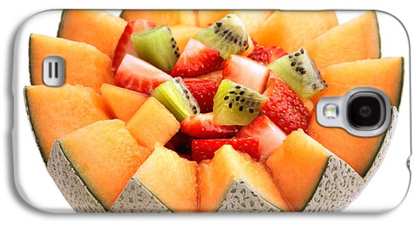 Healthy Galaxy S4 Cases - Fruit salad Galaxy S4 Case by Johan Swanepoel