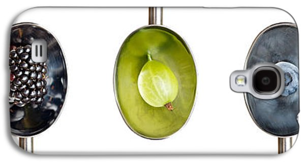Fruit Spoons Galaxy S4 Case by Tim Gainey