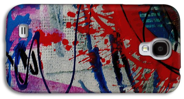 Fugger Abstract Three Galaxy S4 Case by Sir Josef - Social Critic - ART