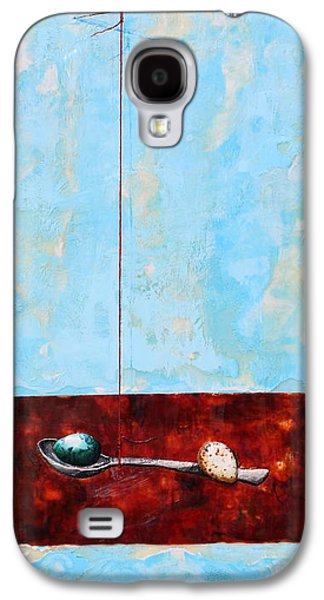 Western Reliefs Galaxy S4 Cases - Full of Wish Galaxy S4 Case by Mary C Farrenkopf