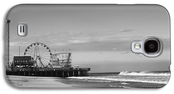 Funtown Pier Seaside Heights New Jersey  Galaxy S4 Case by Terry DeLuco
